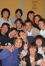 中京女子大学レスリング部